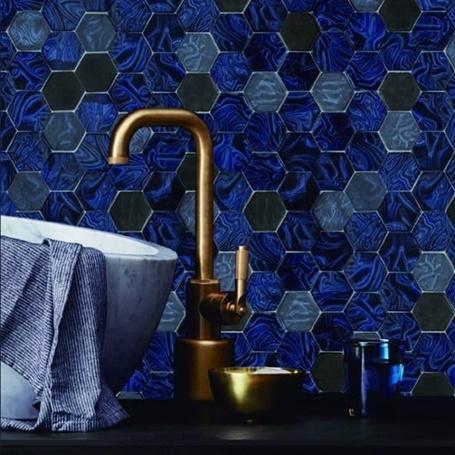 Glass Mosaics by Erin Adams