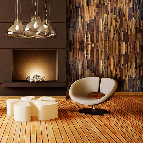 Reclaimed Wood Panels