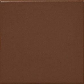 California Revival Large Square Field Tile in Mahogany