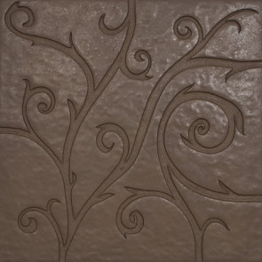 Flamboyant Marble Tile, plain light brown