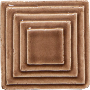 """2"""" Square up Steppe in Chocolate Milk"""