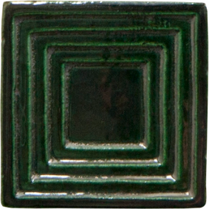 "2"" Square down Steppe in Copper Ore"