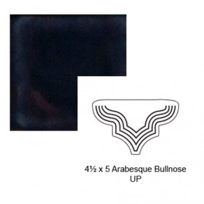 "Arabesque ""Up"" Steppe Bullnose in Three A. M."