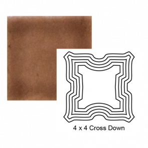 Cross down Steppe in Chocolate Milk