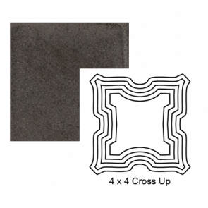 Cross up Steppe in Iron Ore