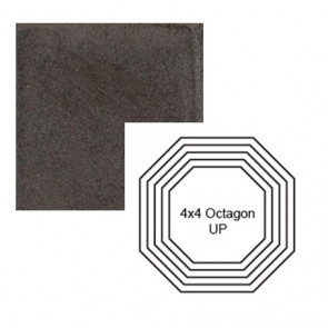 Octagon up Steppe in Iron Ore