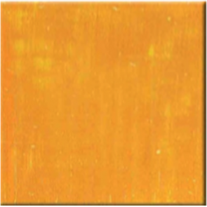 large Field Tile in Yellow