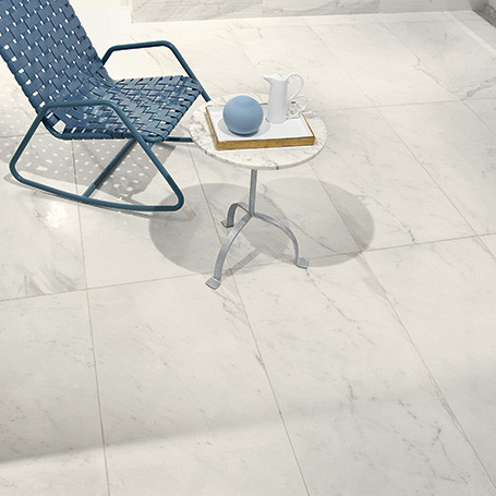 Shop For Eleganza White Experience Apuano Large Format Rectangular