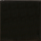 California Revival Small Square Field Tile in Black