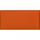 California Revival Large Subway Field Tile in Orange