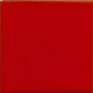 California Revival Medium Square Field Tile in Red