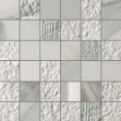 "White Experience 2"" x 2"" Apuano Mosaic Mix (Six Surfaces)"