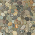 Sliced Pebble Mosaics, River Bed