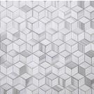 Marmos C-Chain Diamond Mosaic Textured