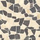 Hemisphere Floor & Wall Mosaic in Baltra Blend