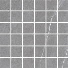 "Lifestone Medium Grey 2"" x 2"" Mosaic"