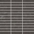 "Loft 2.0 Antracite 1"" x 4"" Mosaic"