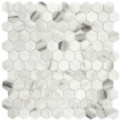 Onix Hexagon Calacatta Malla Matte