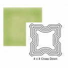 Cross down Steppe in Endive