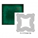 Cross up Steppe in Emerald
