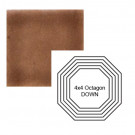 Octagon down Steppe in Chocolate Milk