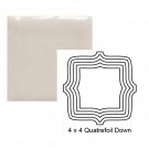 Quatrefoil down Steppe in Industrial