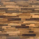 Reclaimed Wood Multi-Colored Panels