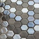 Onix Hexagon Blend Taupe Malla