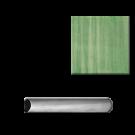 Quarter Round Liner in Green
