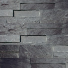 harcoal Accentstone End Piece (Slate)