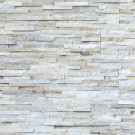 Silver Alabaster Thin Shadowstone Panel (Quartzite)