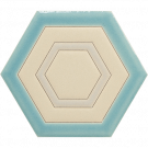 Hexagon-Tortoise Caribbean Breeze