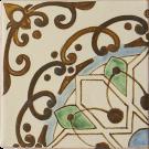 Estrella Verde 4-Piece Pattern, large
