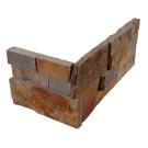 Terracotta Accent Corner (Slate)