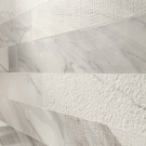 "White Experience Apuano 8"" x 48"" Mix (Six Surfaces)"