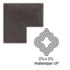 Arabesque (small) up Steppe in Iron Ore