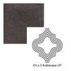 Arabesque up Steppe in Iron Ore