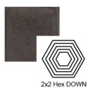 Hexagon (small) down Steppe in Iron Ore