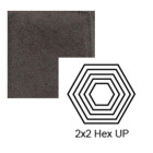 Hexagon (small) up Steppe in Iron Ore
