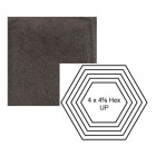 Hexagon up Steppe in Iron Ore