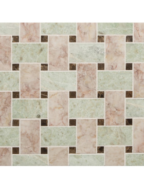 CA Stone and Mosaic Grande Light Basketweave