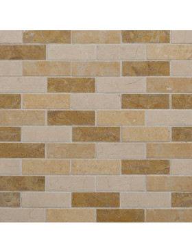 CA Stone and Mosaic Medium Brick Random Pattern