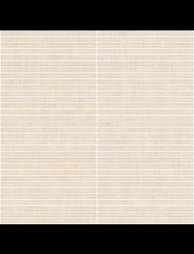 Contempo Tan Matchstick Mosaic