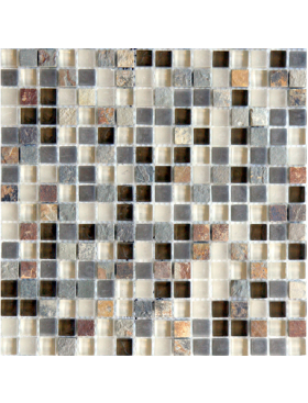 "Arizona Glendale Square 1/2"" x 1/2"" Mosaic"