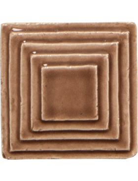 Square (small) up Steppe in Chocolate Milk