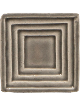 Square (small) down Steppe in Cold Rolled