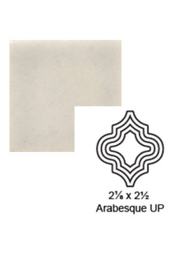 Arabesque (small) up Steppe in Misty Morning