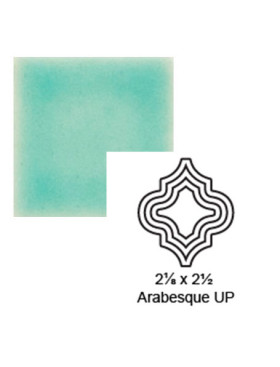 Arabesque (small) up Steppe in Nautical