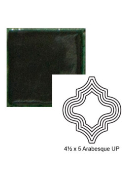 Arabesque up Steppe in Copper Ore
