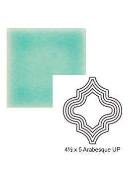 Arabesque up Steppe in Nautical